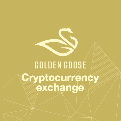 GOLDEN GOOSE Cryptocurrency exchange